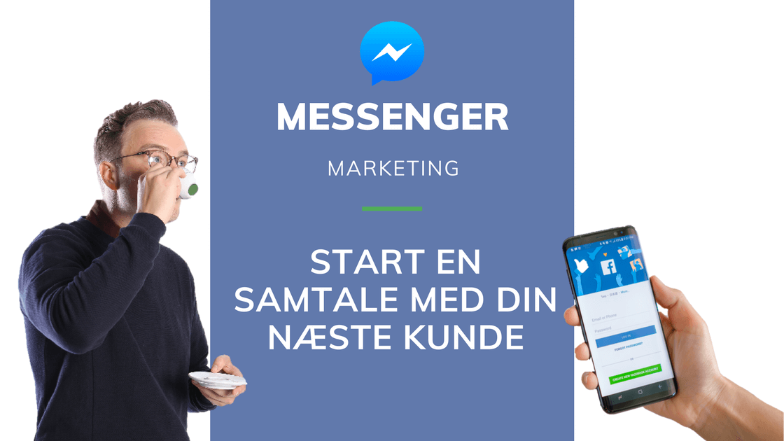 facebook messenger marketing annonceplacering