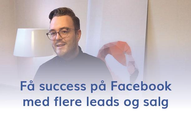 Facebook bureau - vi laver Facebook annoncering der skaber resultater